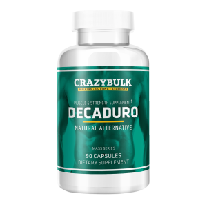 Decaduro, la alternativa legal a Deca Durabolin
