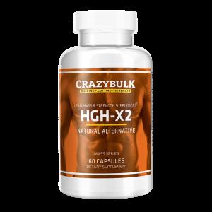 HGH-X2, la alternativa legal a la HGH