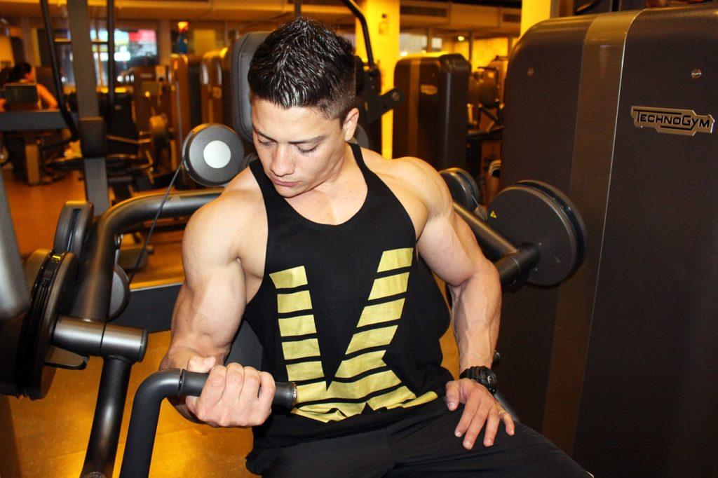 Progresión en el entrenamiento con pesas