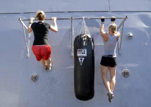 ¿Qué músculos trabajan con la tracción?