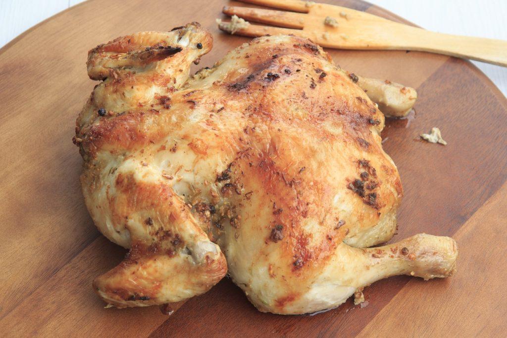 Proteínas de pollo